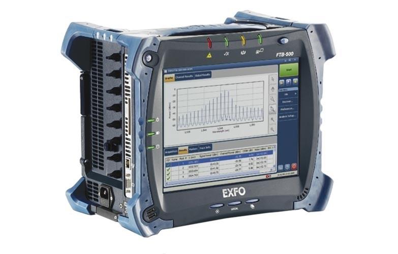 Рефлектометр EXFO FTB-500