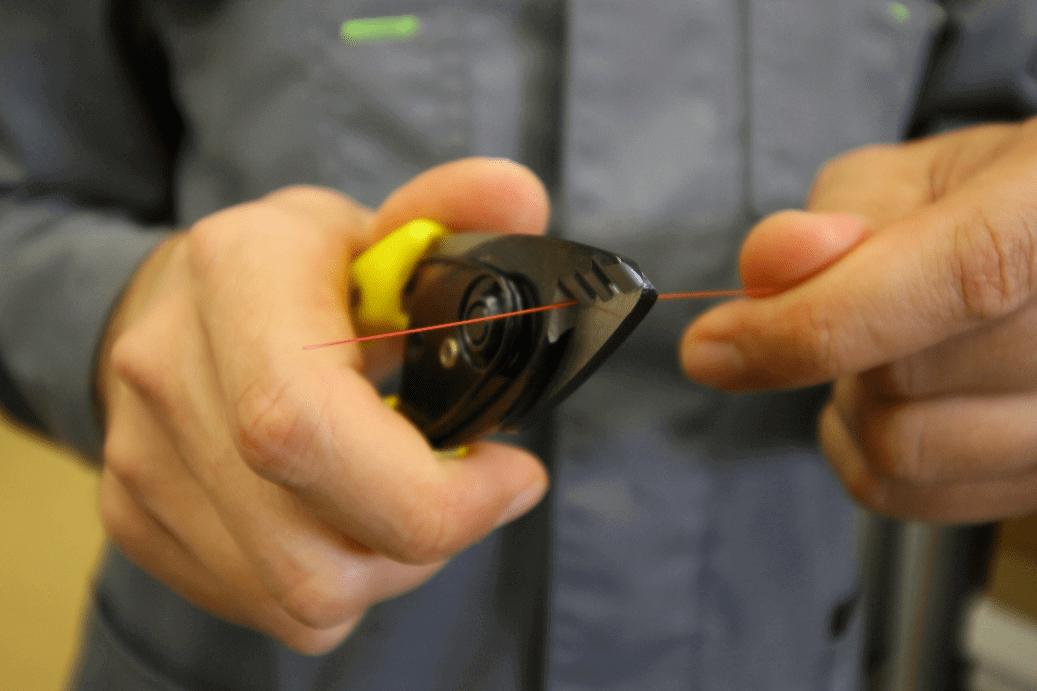 Как правильно пользоваться стриппером для оптики